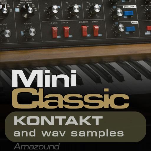 2600 Reloaded + Odyssey + Mini Classic - Kontakt Samples Bundle