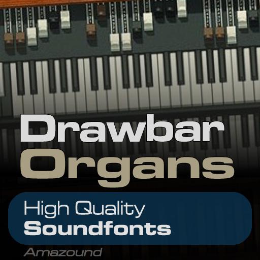Acoustic Pianos + Electric Pianos + Drawbar Organs - Soundfont Bundle