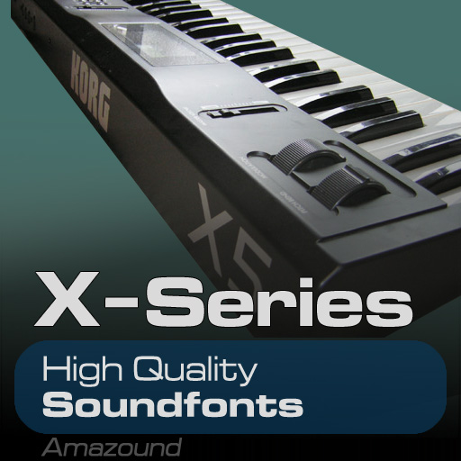M-Series Vol 1 + 01X + X-Series - Soundfonts Bundle